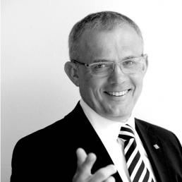 Univ.-Prof.Dr.Anton Meyer, Sprecher des Vorstandes
